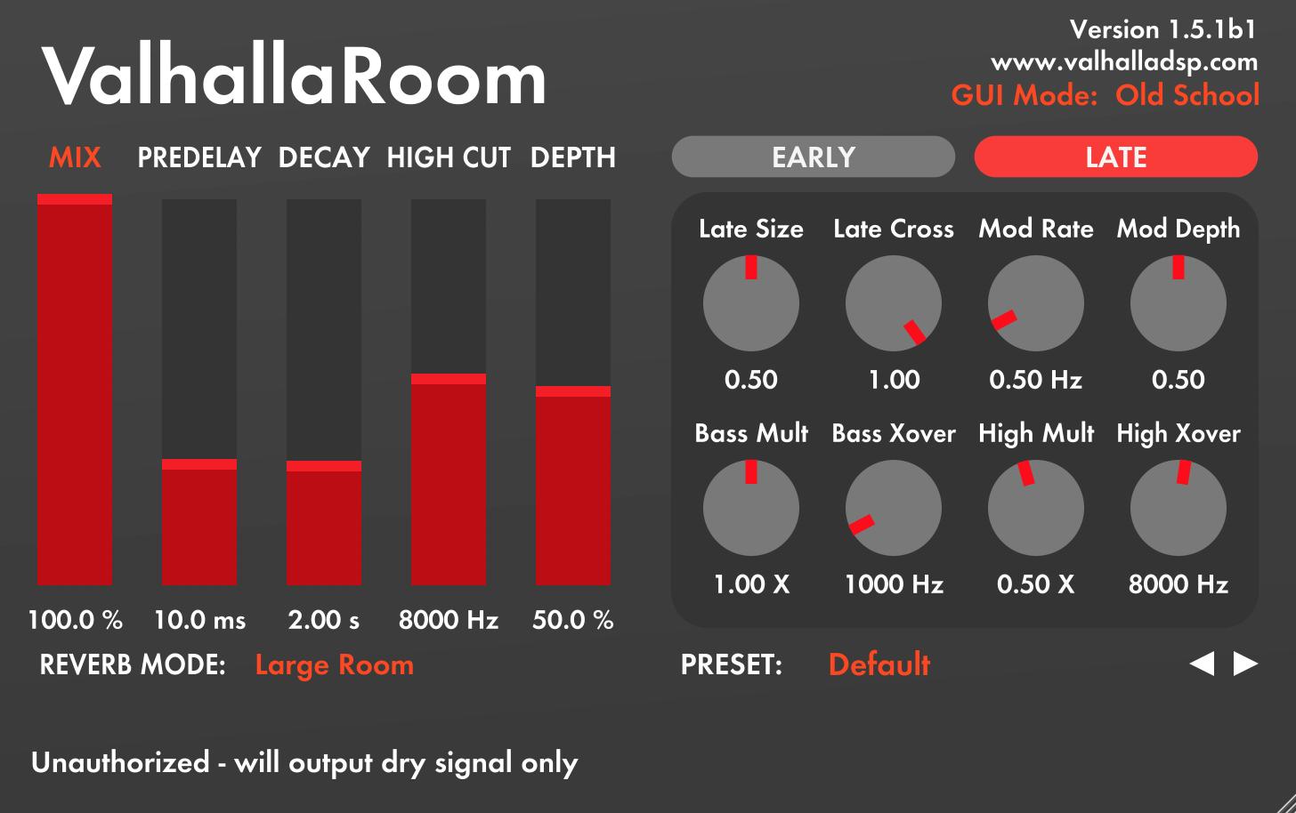 Valhalla Room 1.5.1 Crack + Keygen For Mac & Win Download 2022