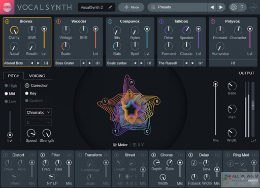 izotope vocalsynth free download with crack