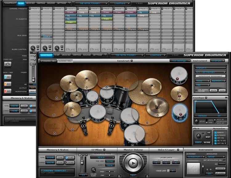 superior drummer torrent