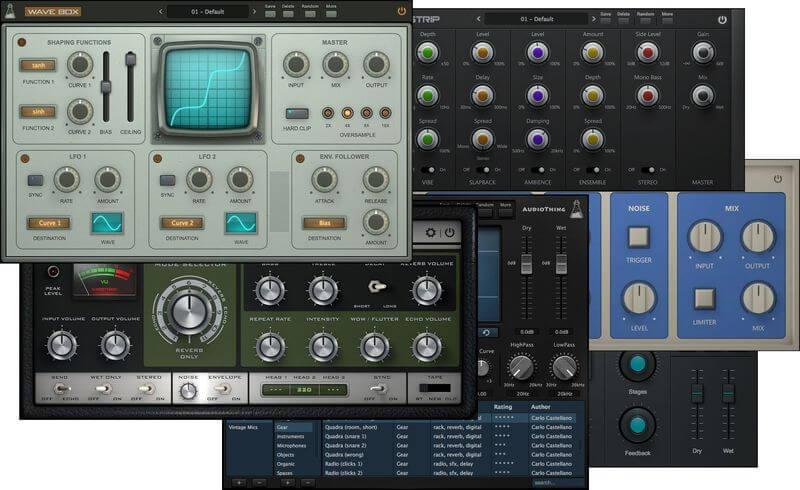 Audiothing Effect Bundle vst crack