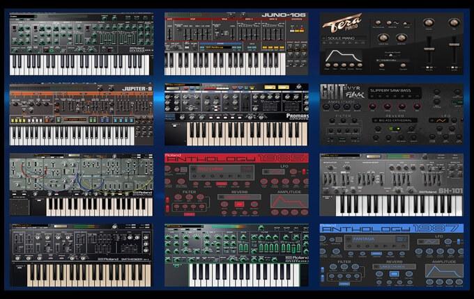 Roland Cloud Legendary & Aira Total VST Crack
