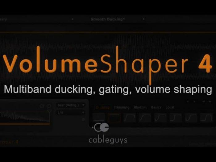 Volumeshaper 4 Crack