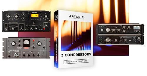 Arturia 3 Compressors (Win) crack