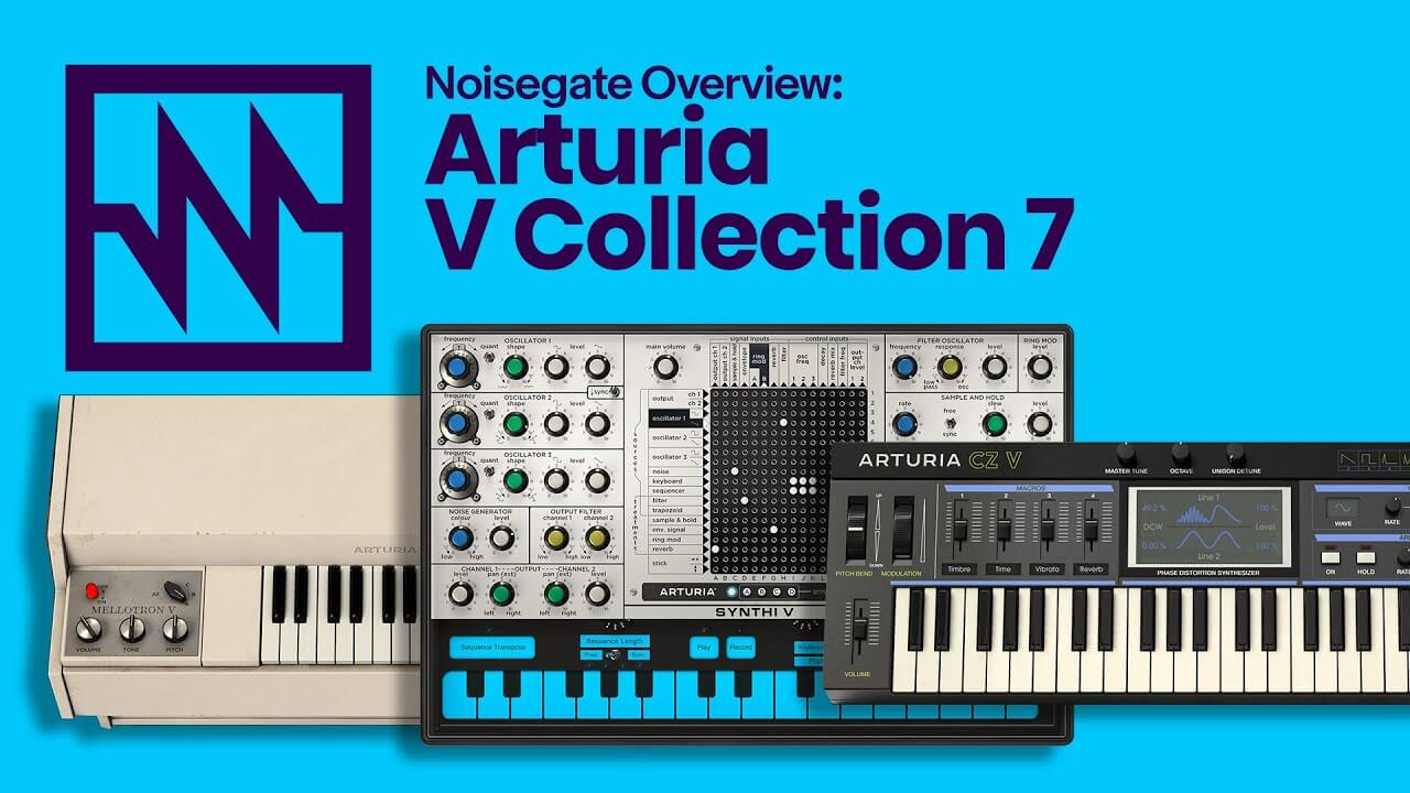 arturia v collection crack