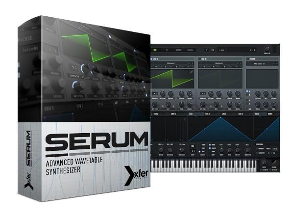 xfer records serum crack