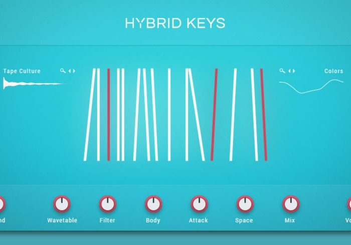 Native Instruments Hybrid Keys Crack