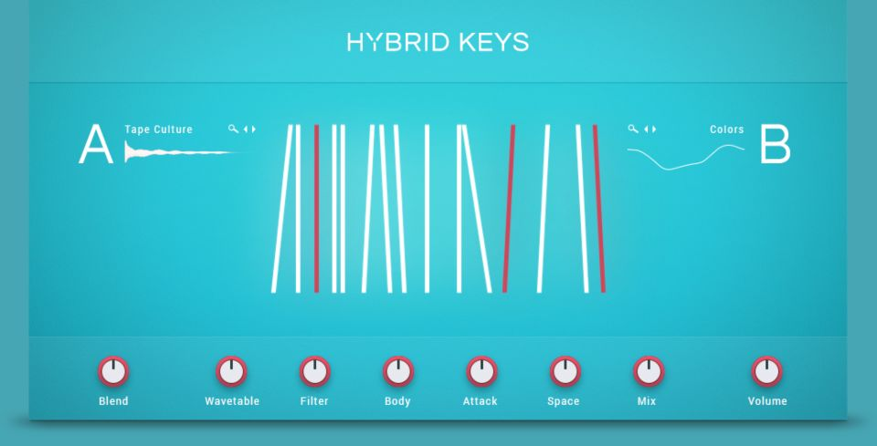 Native Instruments Hybrid Keys Crack