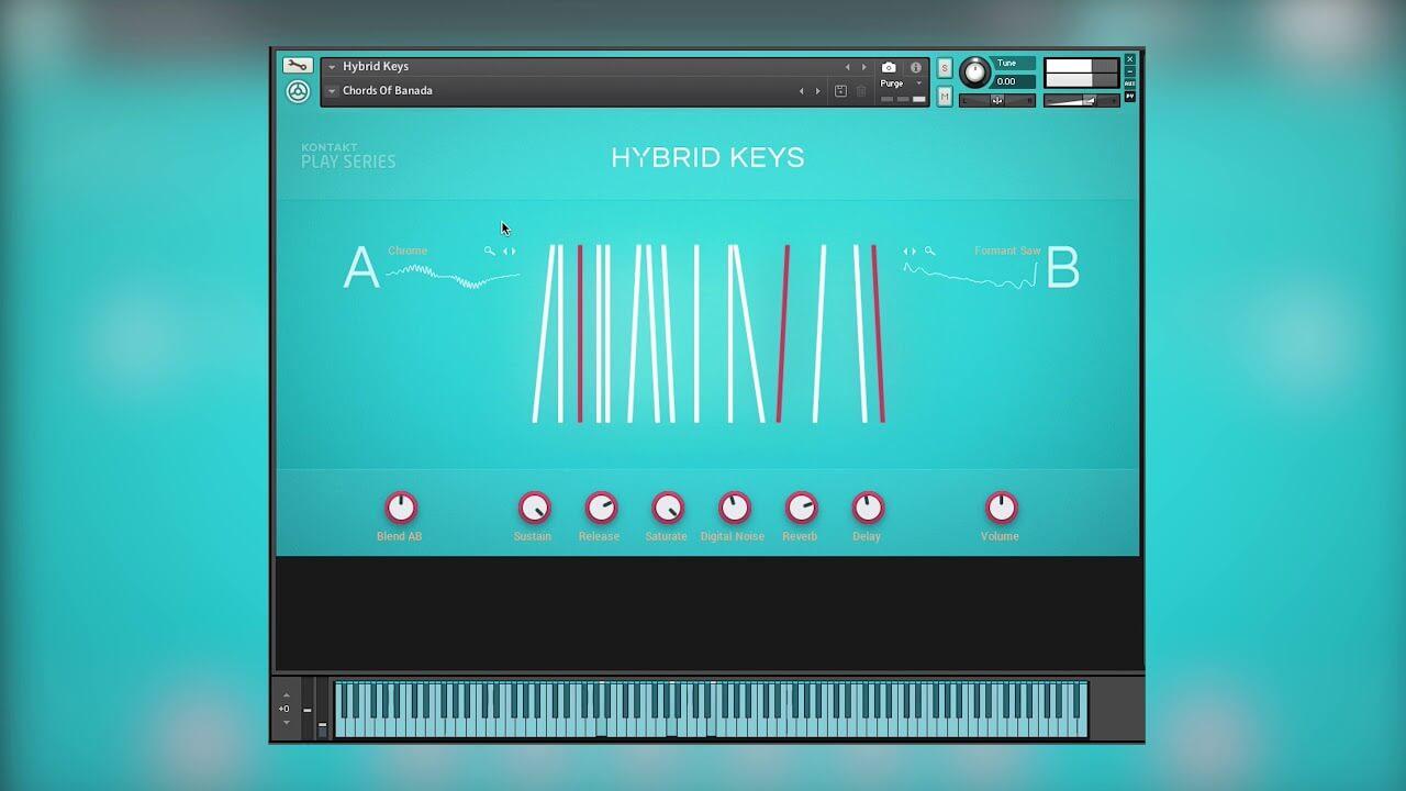 Native Instruments Hybrid Keys vst Crack