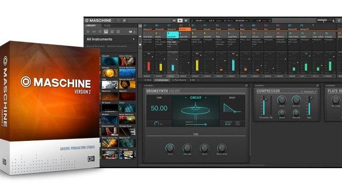 Native Instruments Maschine crackNative Instruments Maschine crack