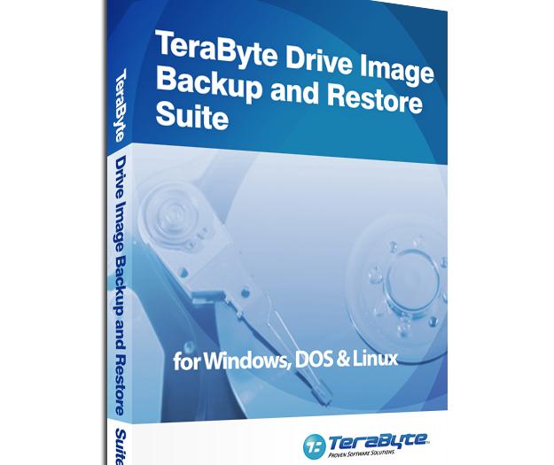 TeraByte Drive Image Backup & Restore Suite portable